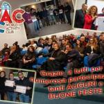 Info WAC 29-2017: Buone feste e grazie per la partecipazione alla nostra Festa
