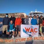Info WAC 16-2020: Isole Tremiti; Presentazione corsi 8 ottobre 2020