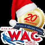 Info WAC 21-2020: Gli Auguri dei Super Amici del WAC e dal Direttivo WAC